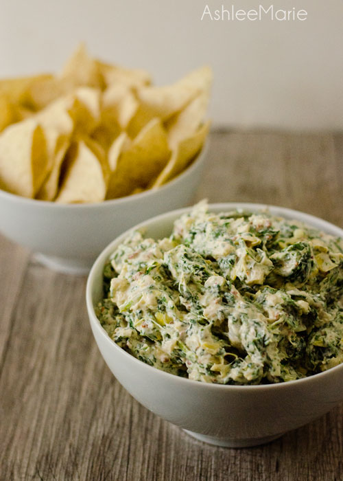 sweet-tangy-spinach-dip