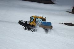 winter, vehicle, piste, snow, snow removal, snowplow,