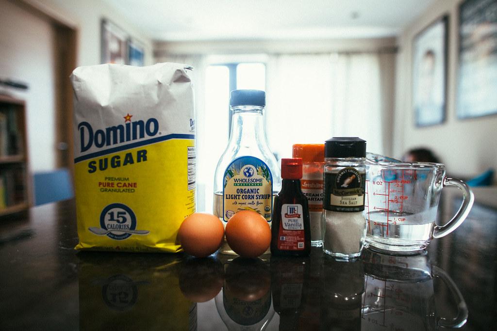 Fluff ingredients
