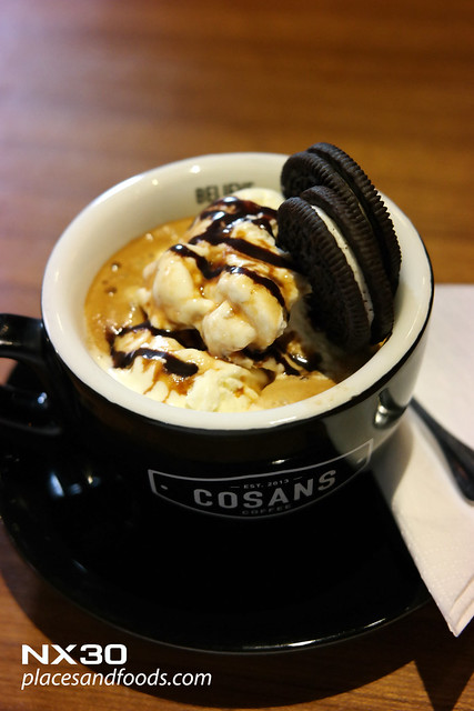 cosans coffee affogato