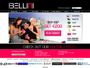 Casino Bellini Home
