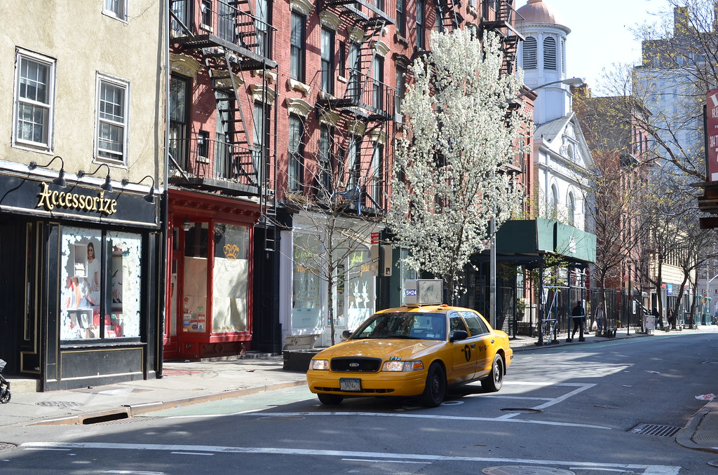 West Village Taxi