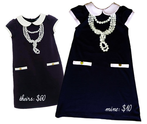Thread Riding Hood - Knock it Off - Necklace Dress 2