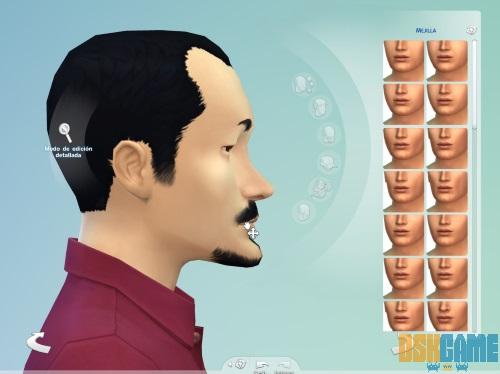 Los Sims 4 Crea un Sim Demo