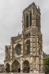 Soissons: Cathédrale St-Gervais-St-Protais