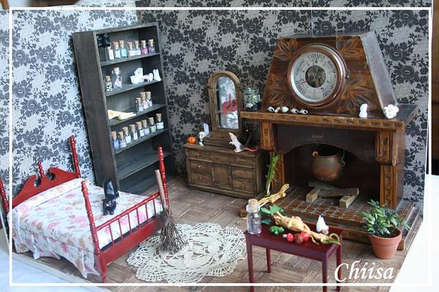 Dollhouse et Diorama de Chiisa - Photos diorama Alice (p7) - Page 3 14792085564_108686e6fb_z