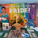 Oxfam volunteers talked to thousands of people at the Vancouver Sunset Beach Pride Festival and spread the word about our partner organizations across the globe who are working with LGBTQI communities.