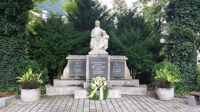 War Memorial, Bad Ischl