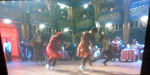 "Dancing at the Hotel Diplomat, NYC, NY (Still from Spike Lee's ""Malcolm X - 1992)005"
