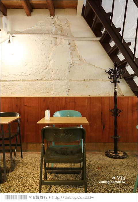 【阿朗基咖啡】台南店開幕囉!台南老屋餐廳推薦~老屋改造+可愛療癒系的新餐廳25