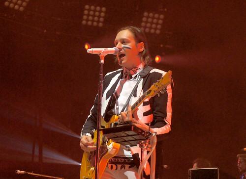 Arcade Fire at Barclays Center, Brooklyn, NY 8/23/14