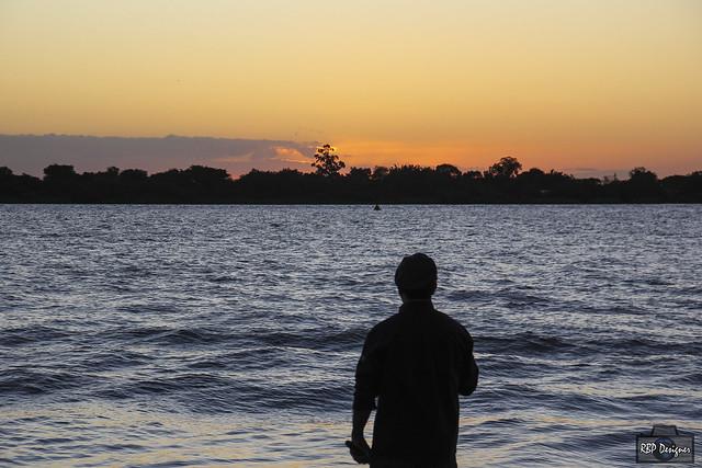 Admirando o Guaíba