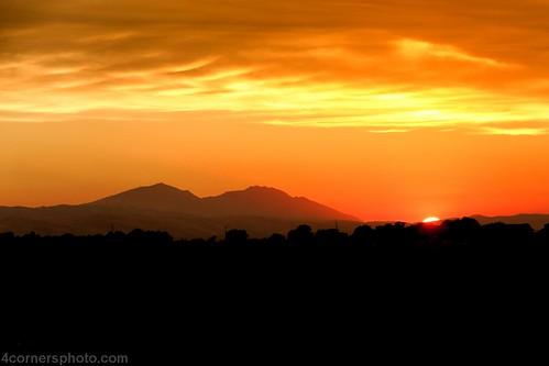 california sunset summer sky color tree silhouette horizontal clouds landscape scenery unitedstates farm northamerica agriculture centralvalley sanjoaquinvalley mountdiablo sanjoaquincounty diablorange 4cornersphoto