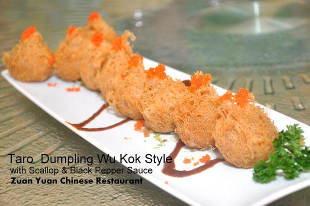 Dim Sum Zuan Yuan Chinese Restaurant One World Hotel  13