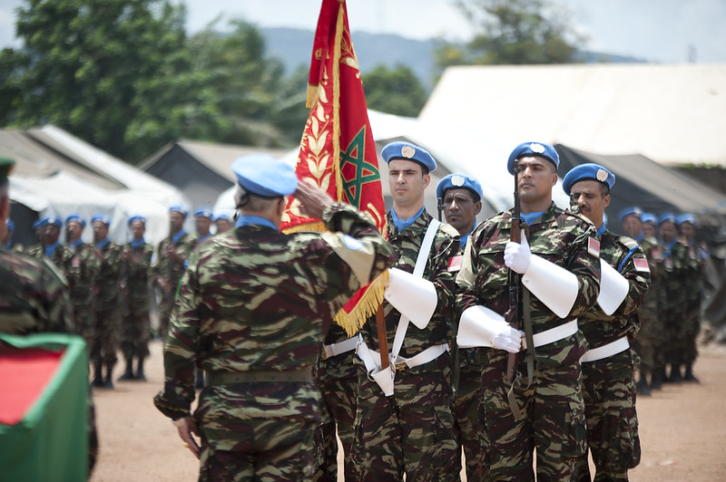 Maintien de la paix dans le monde - Les FAR en République Centrafricaine - RCA (MINUSCA) - Page 2 14865529070_8c5cf45289_c