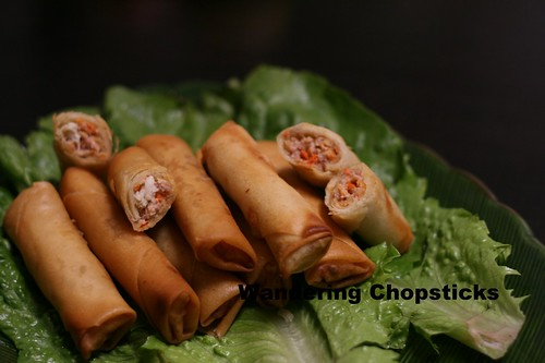 Cha Gio Cua Be (Vietnamese Crab Egg Rolls) 15
