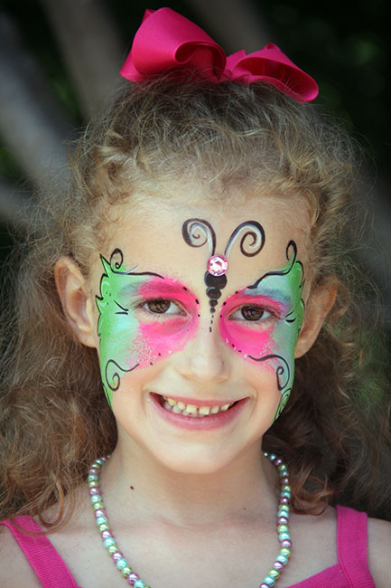 Aut-face-painting