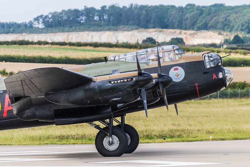 Avro Lancaster Vera