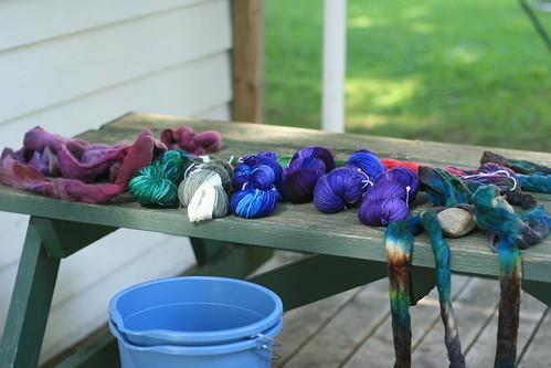 Dye Camp 2014