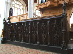 choir stalls (south)