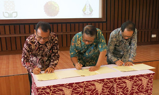 MoU Signature for the Extension of Consortium