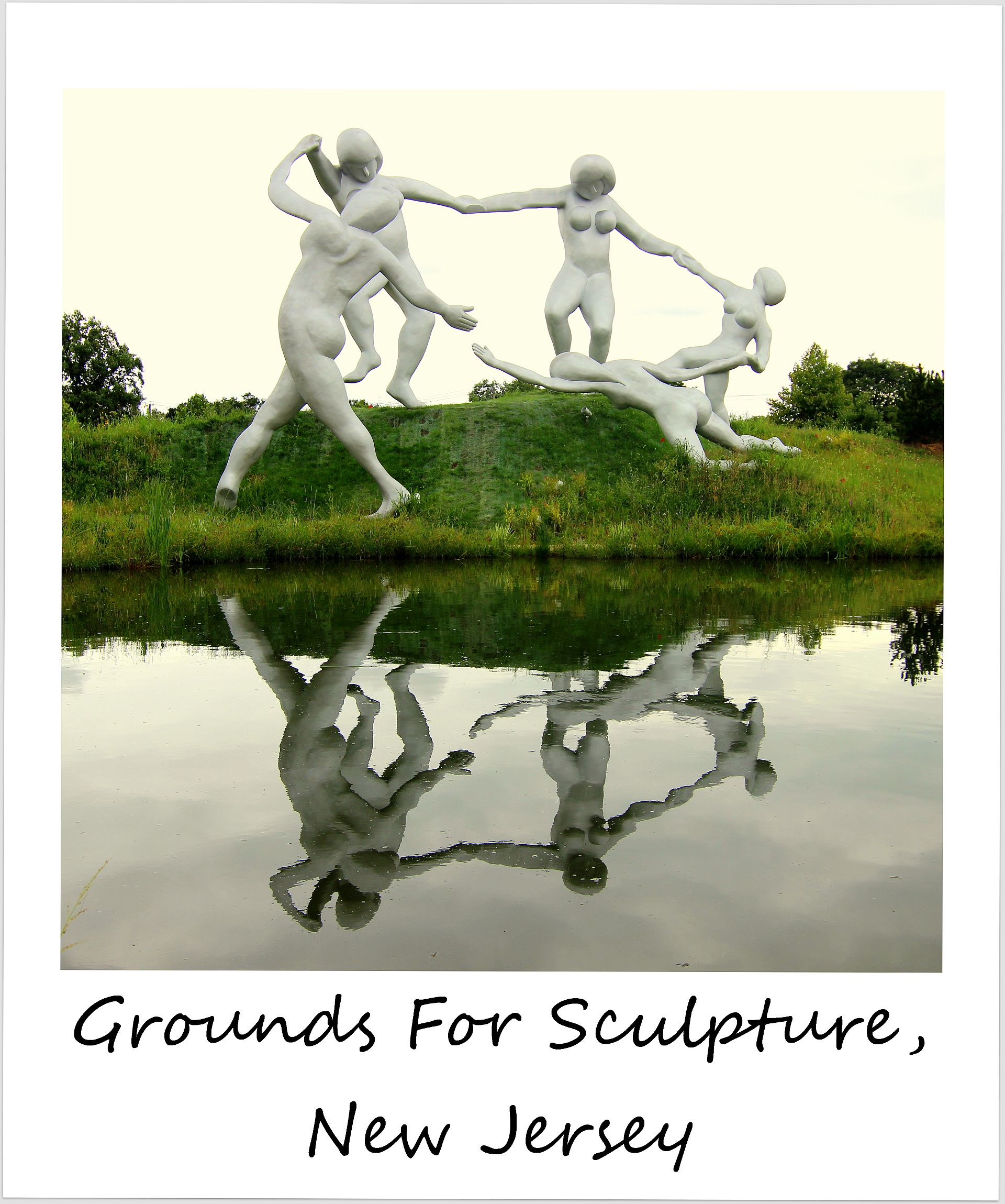 polaroid of the week usa new jersey grounds for sculpture