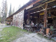 The Chute Lake Resort 'Museum'