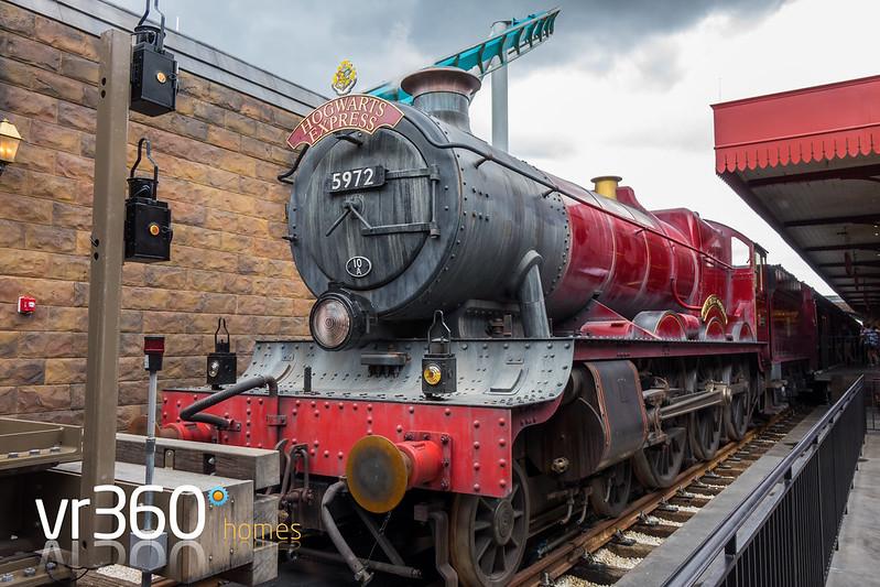 Hogwarts Express at Universal Studios Orlando