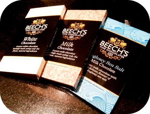 Beech's Fine Chocolate Bar Reviews