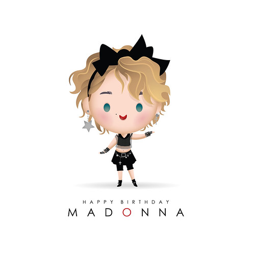 Happy Birthday Madonna (2014)