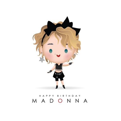 Happy Birthday Madonna (2014)