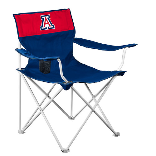 Arizona Wildcats Canvas TailGate/Camping Chair
