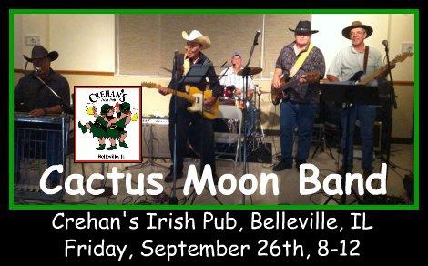 Cactus Moon Band 9-26-14