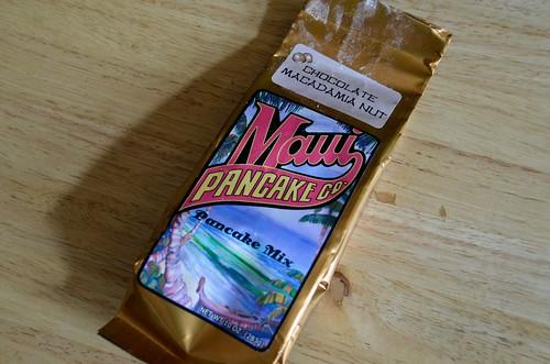 Maui Pancake Company - Chocolate Macadamia Pancake Mix