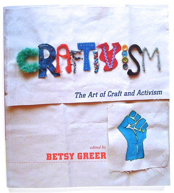 Craftivism Book Review
