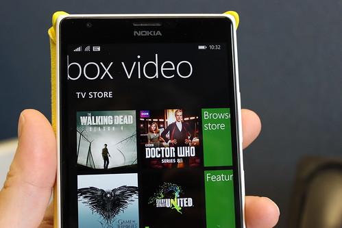 Xbox Video on Windows Phone
