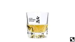 Suntory Hakushu whisky glass