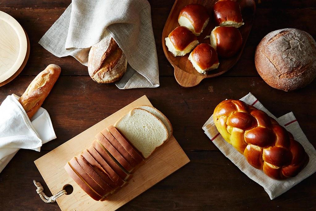 Sandwich Breads