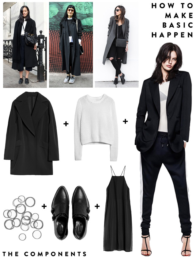 H&M fashion weeks collection normcore