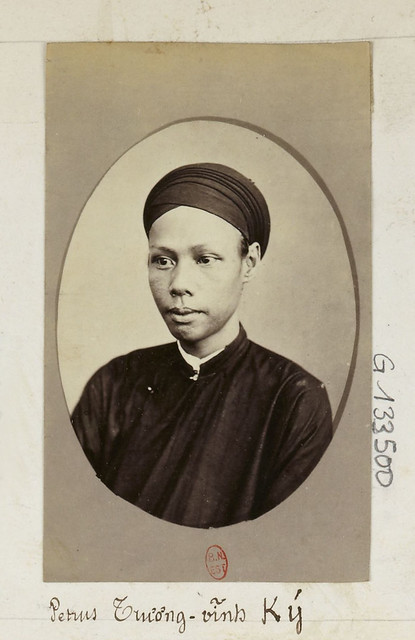 1880 - Voyage de l'Égypte à l'Indochine - Petrus Trương-vĩnh Ký
