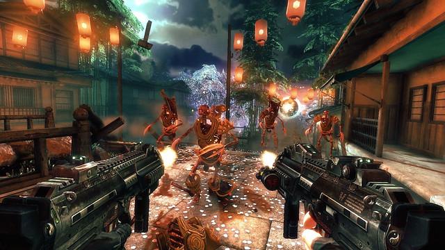 Shadow Warrior on PS4