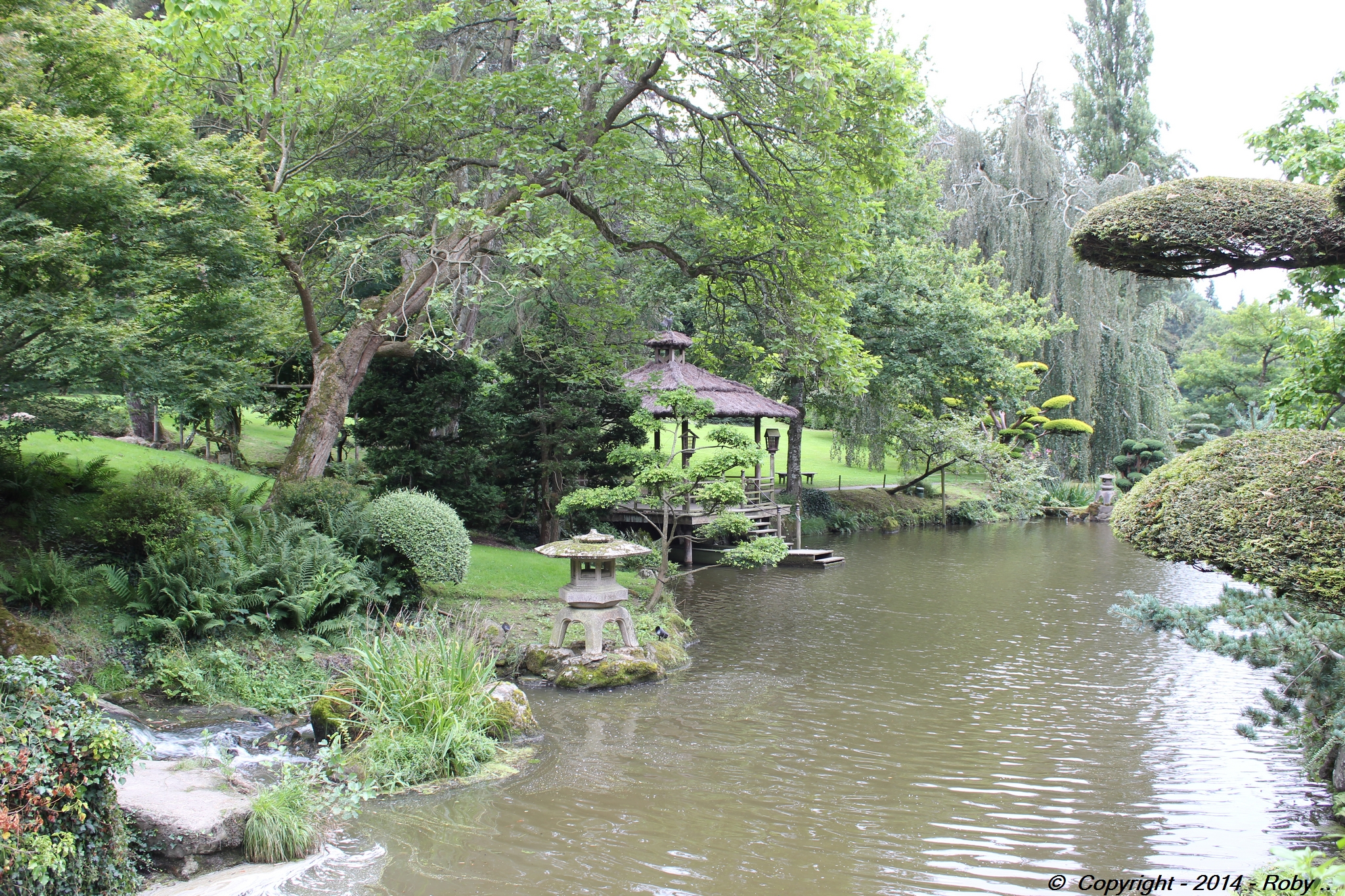 parc oriental de Maulévier (2)