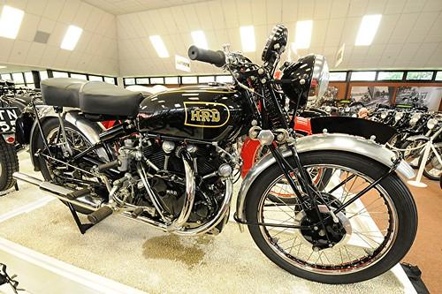 DSC_7281 - 1949 – 1000cc Vincent Black Shadow Series B