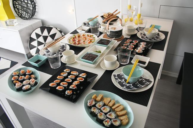 Sushi-ilta2