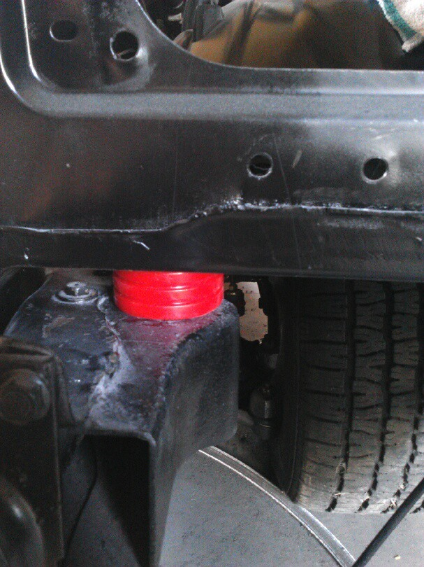 Radiator Support Height After New Bushings Gbodyforum