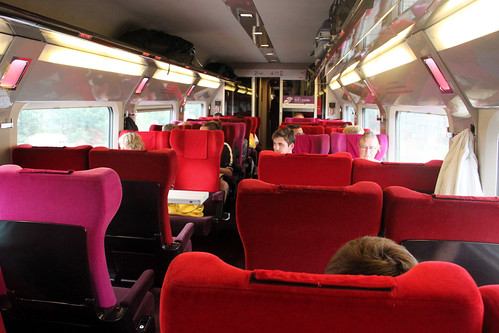 Thalys from the Inside