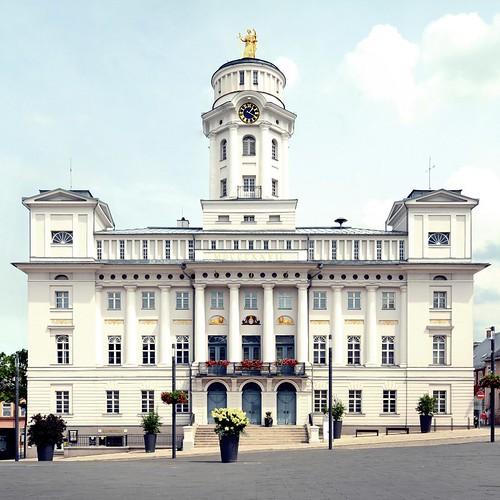 Zeulenroda Town Hall