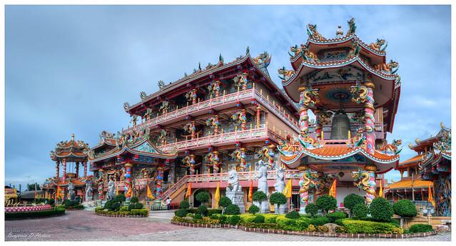 Najasaataichue Chinese Temple