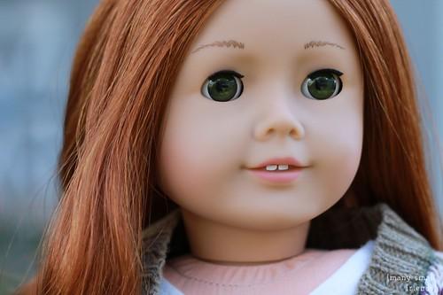 American Girl Doll #61