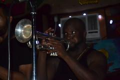 603 Trumpet Black